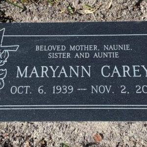 Carey Cross Flat Memorial