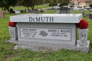 DeMuth Faithful Upright Bench