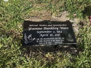 Ware Photo Flat Memorial