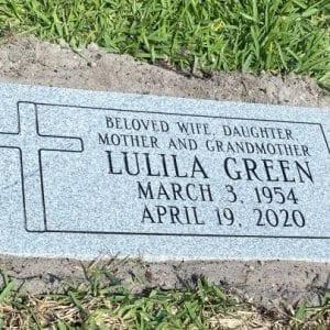 Green Cross Flat Memorial